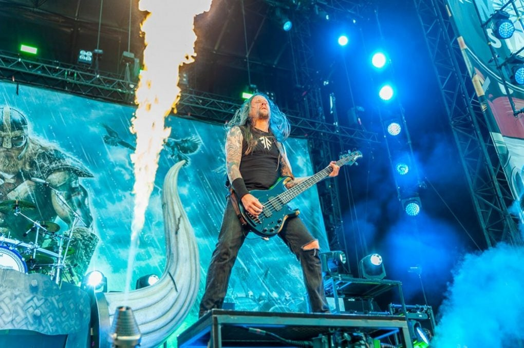 Amon Amarth Download Festival Madrid 2019