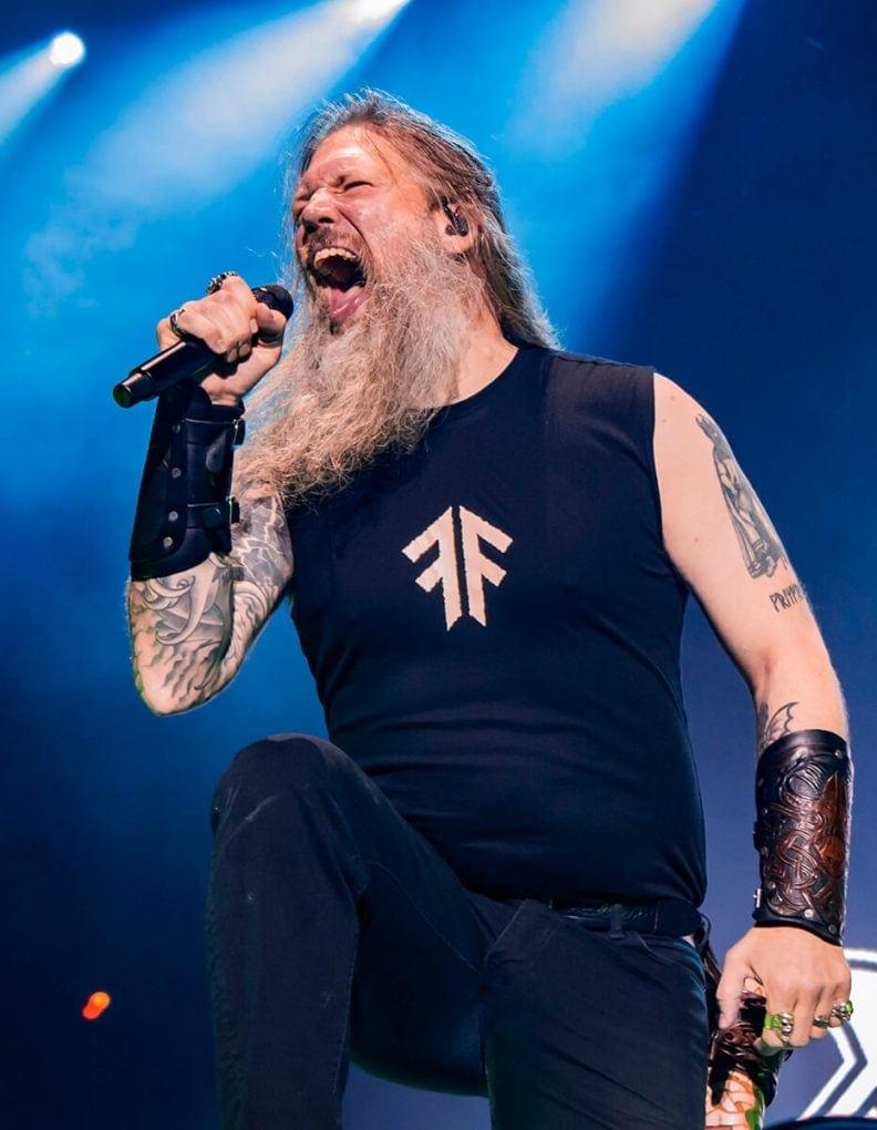 Amon Amarth Knotfest 2019