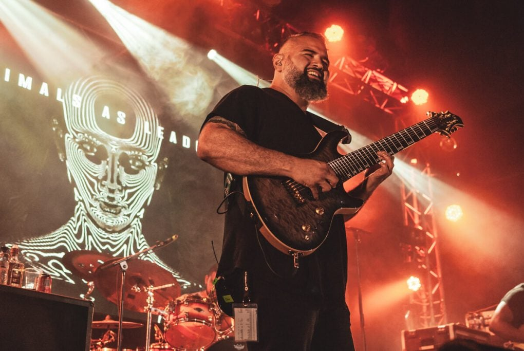 Crónica Animals as Leaders Barcelona 2019