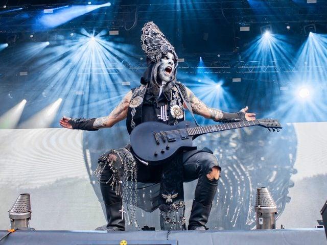 Behemoth Hellfest 2019