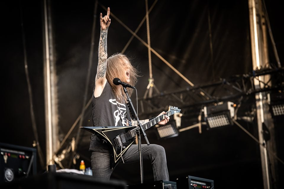 Children Of Bodom FortaRock 2019
