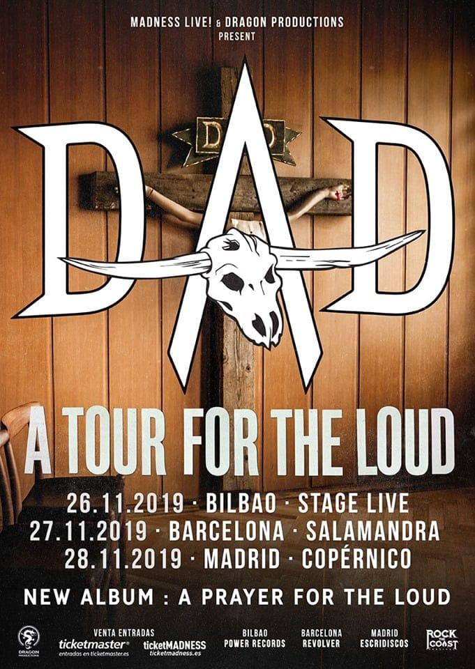 Agenda de giras, conciertos y festivales - Página 2 D-a-d-espana-2019