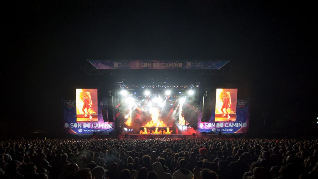 Die Antwoord O Son Do Camiño 2019