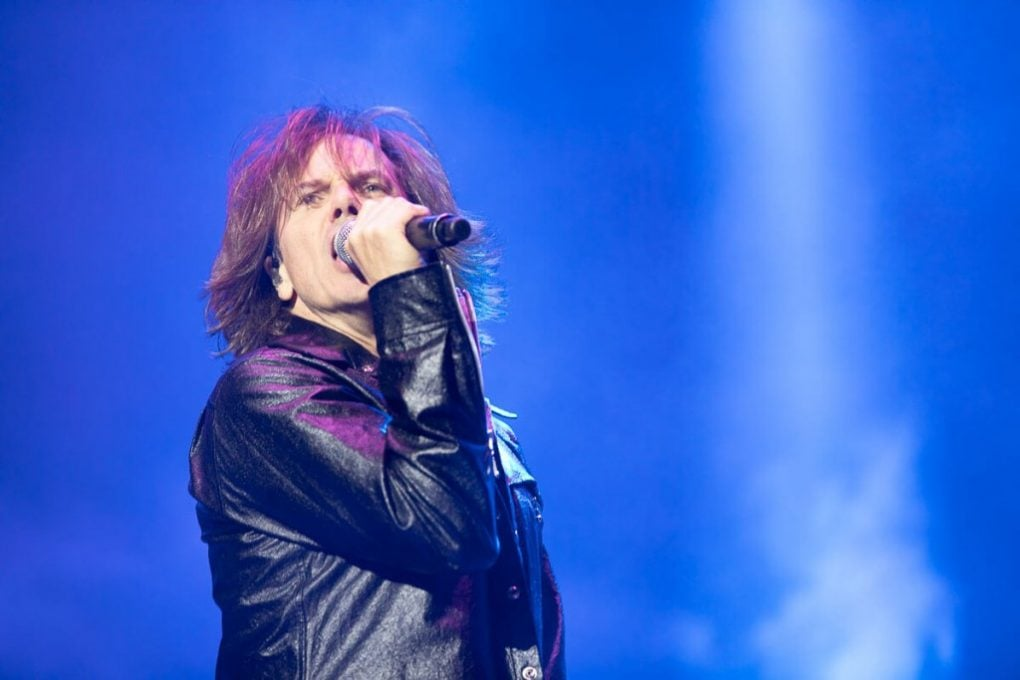 Joey Tempest Europe Rock The Coast