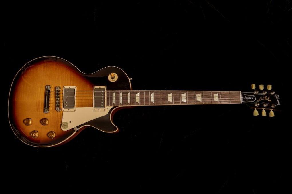 Gibson Les Paul '50s Tobacco Sunburst review
