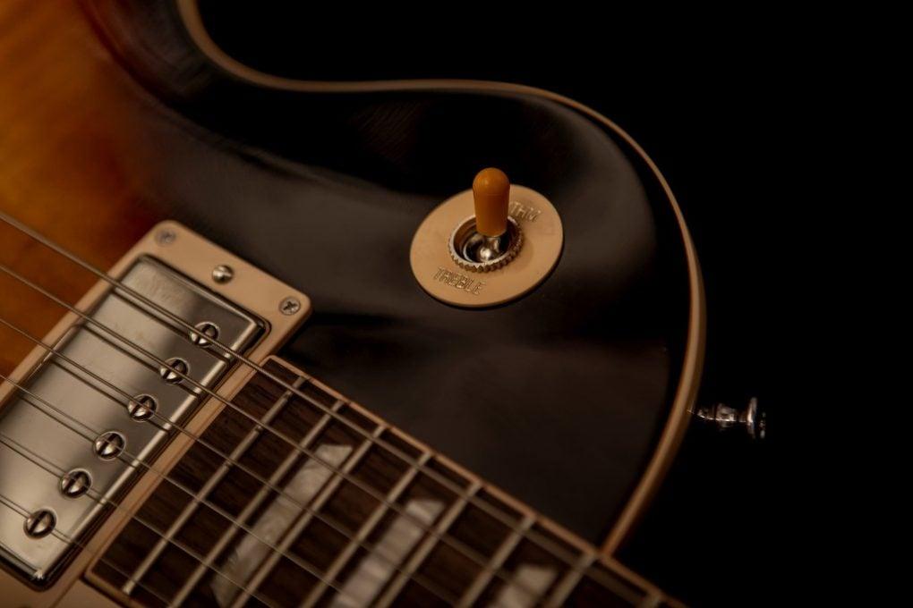 review Gibson Les Paul '50s Tobacco Sunburst