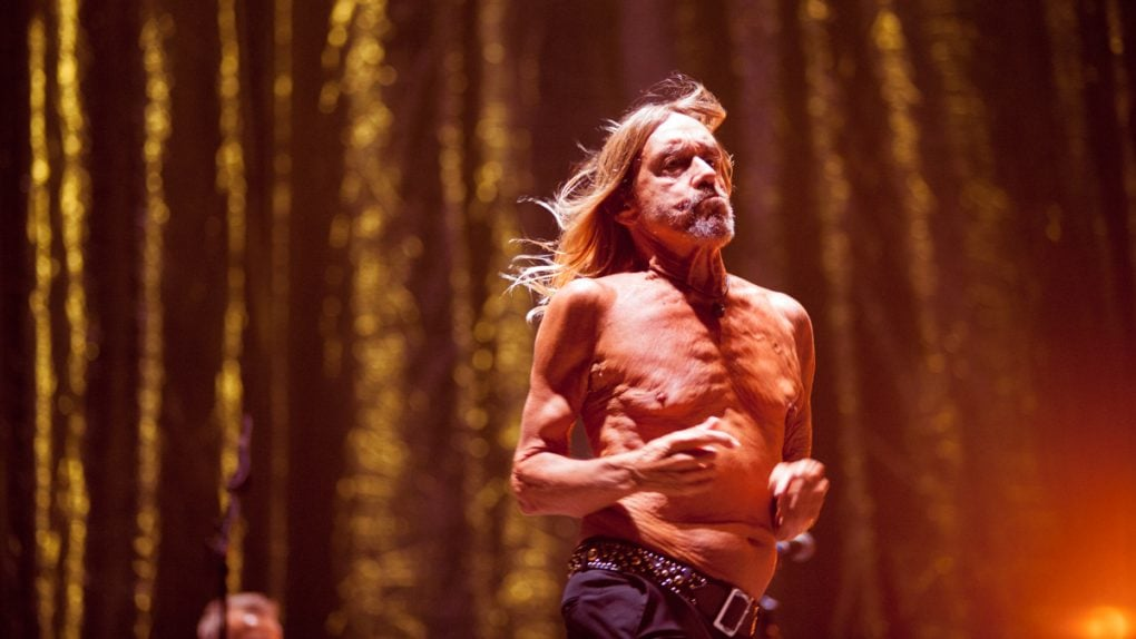 Iggy Pop O Son Do Camiño 2019
