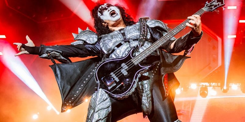 Kiss Hellfest 2019
