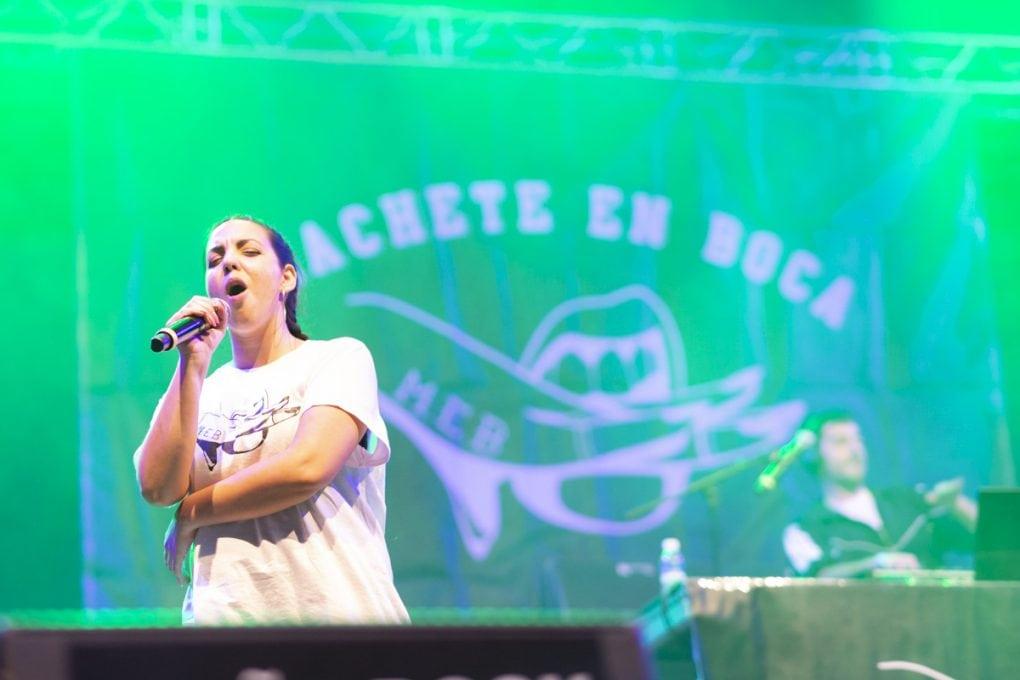 Machete En Boca Iruña Rock 2019