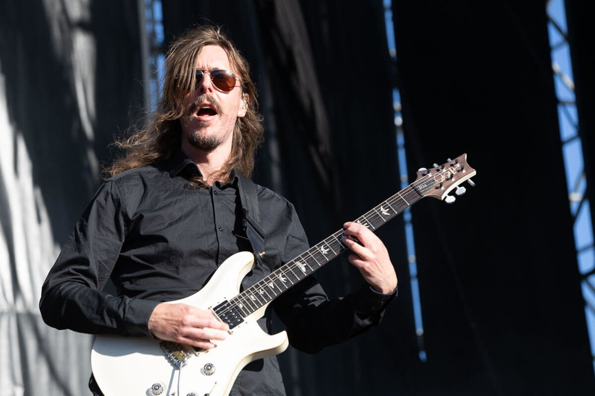 Opeth Rock The Coast 2019