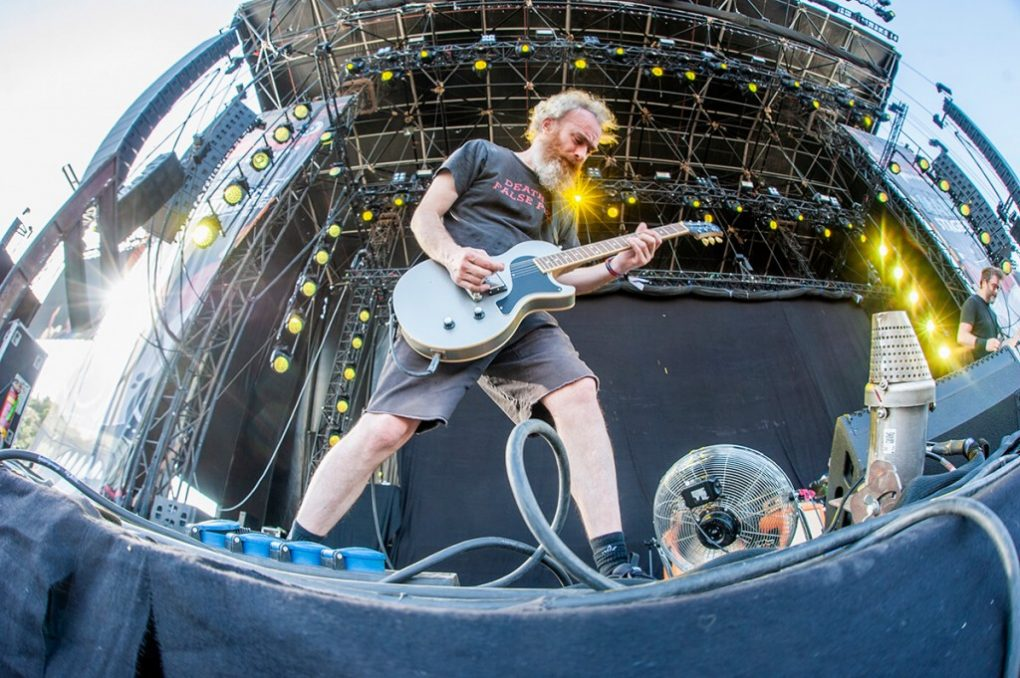 Red Fang Download Festival Madrid 2019