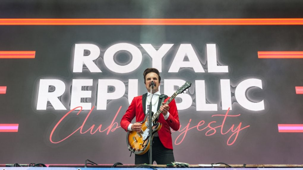 Royal Republic O Son Do Camiño 2019