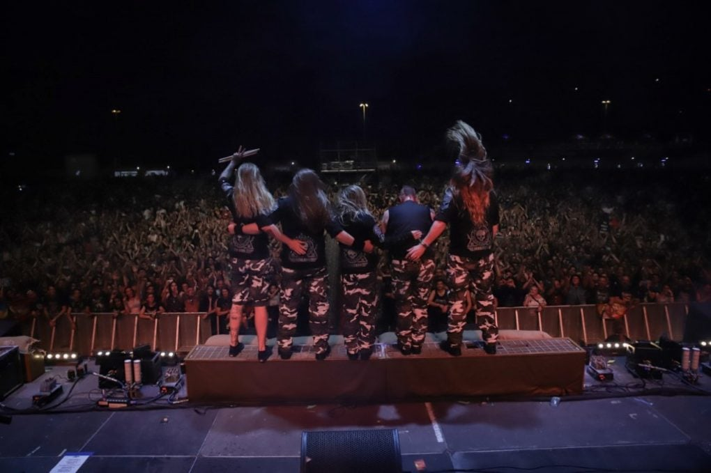 Sabaton Download 2019