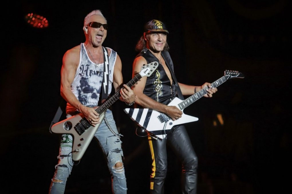 Scorpions Download Festival Madrid