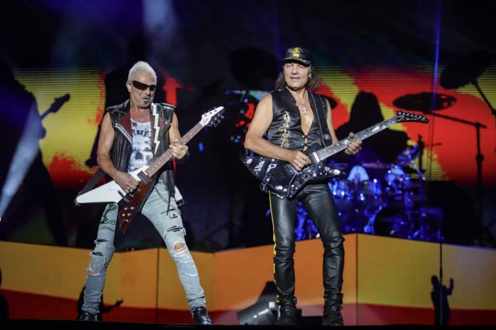 Scorpions Download Festival Madrid 2019