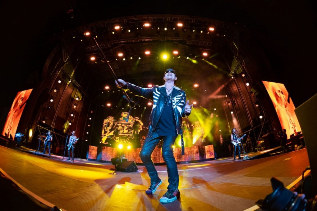 Scorpions Rock The Coast 2019