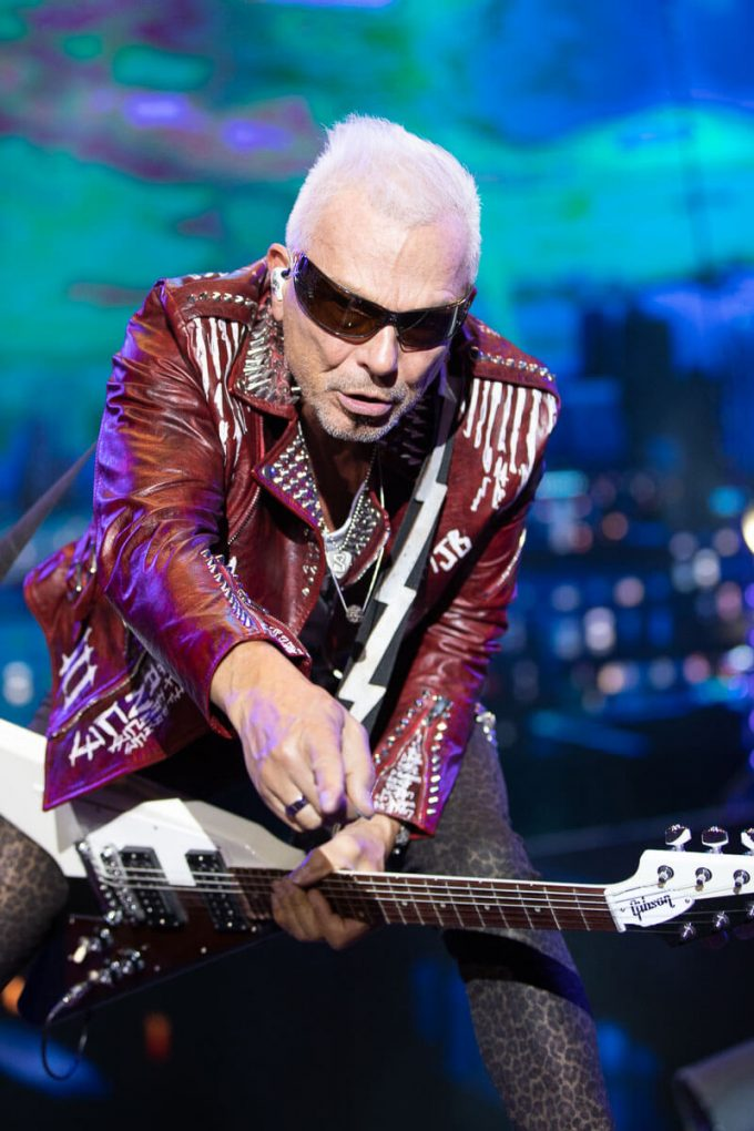 Rudolf Schenker Rock The Coast 2019