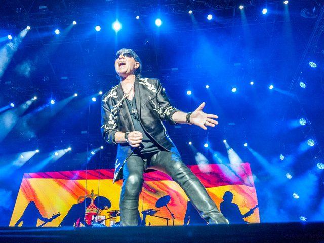 Scorpions Madrid 2019