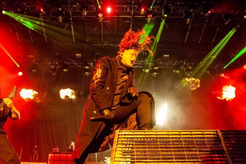 Slipknot Download Festival Madrid