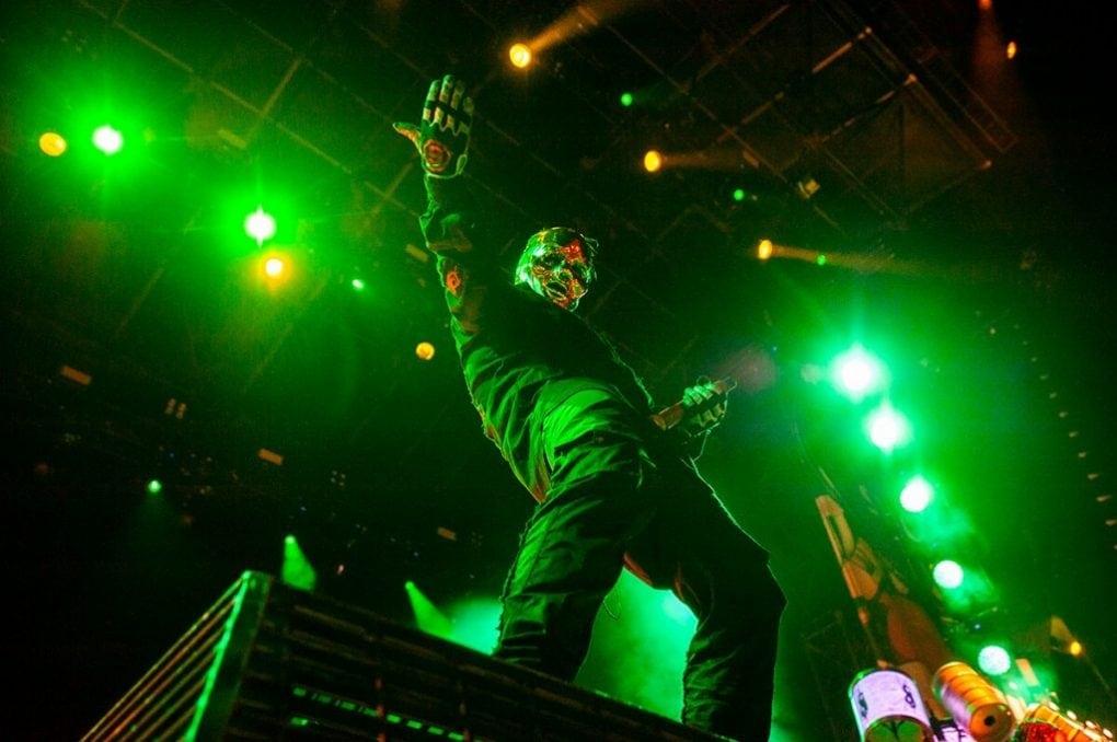 Slipknot Download Festival Madrid 2019