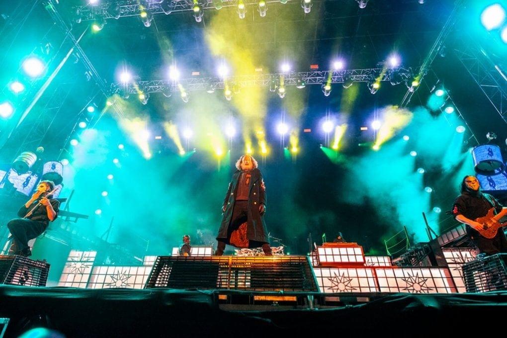 Slipknot Download Madrid