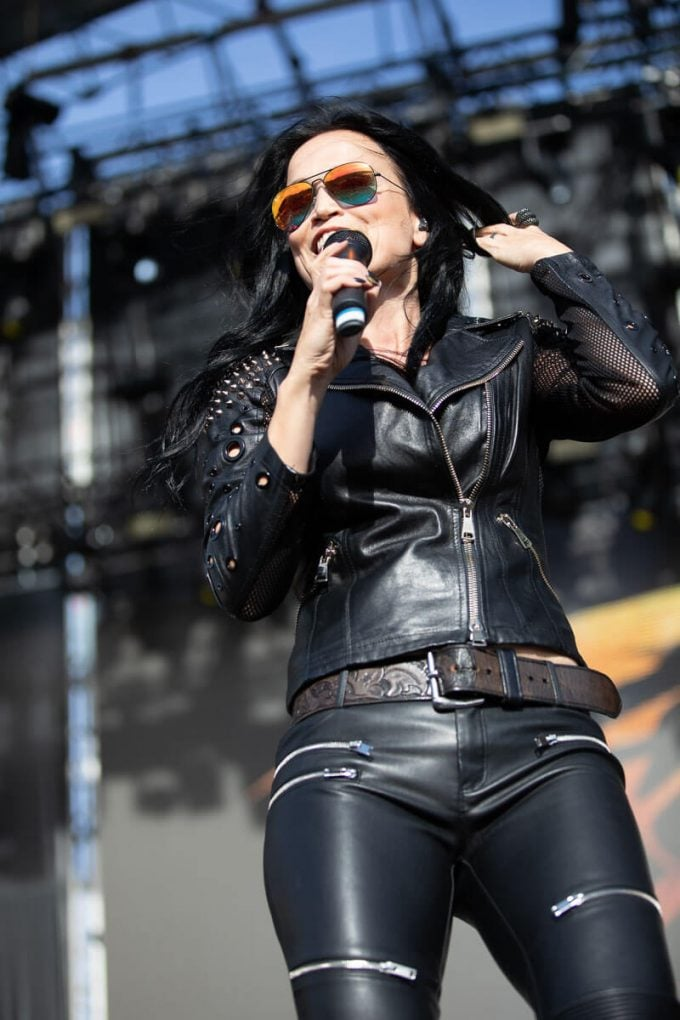 Tarja Rock The Coast 2019