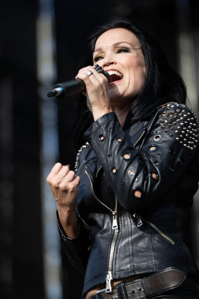 Tarja Rock The Coast 2019 viernes 14