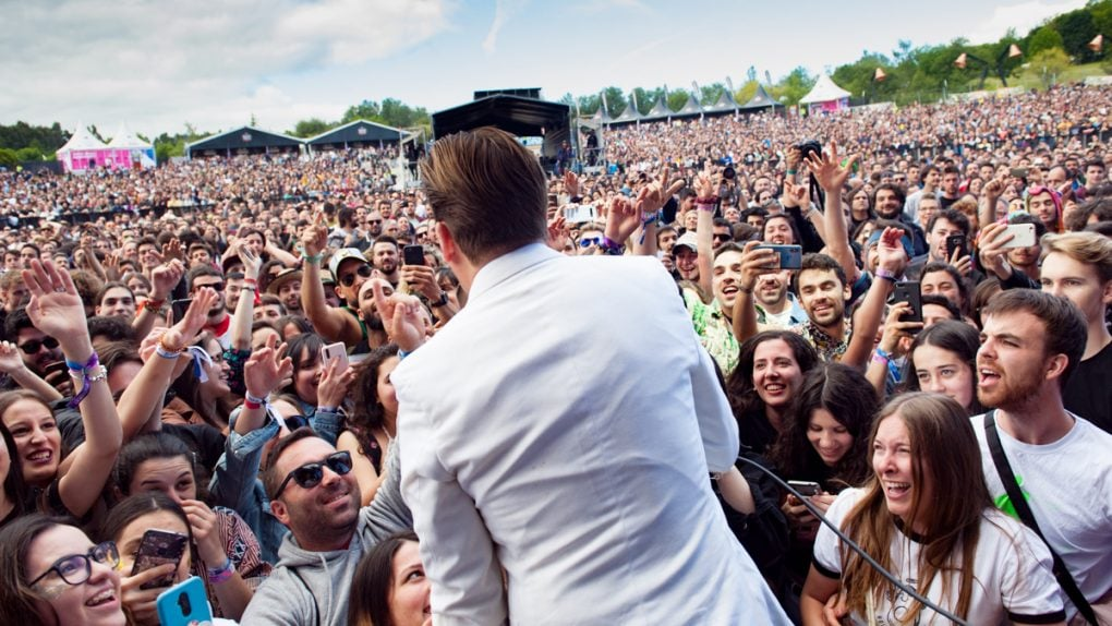 O Son Do Camiño 2019 The Hives