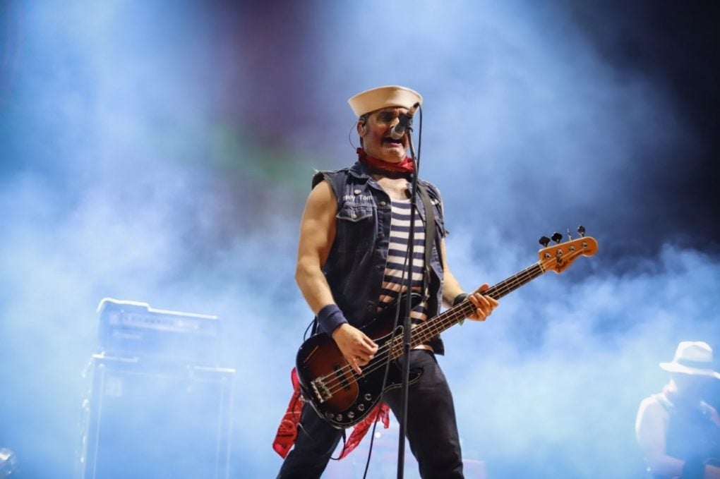 Turbonegro Download Festival Madrid 2019