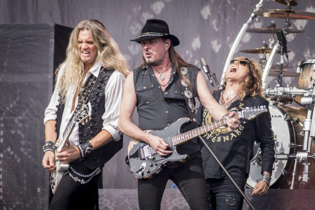 Whitesnake Graspop Metal Meeting 2019