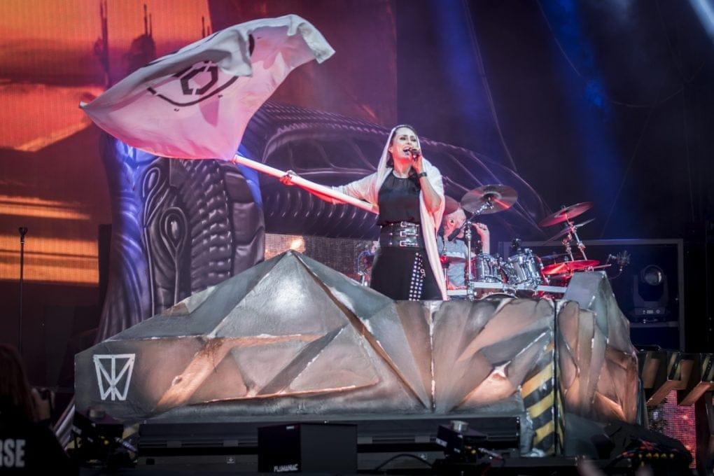 Within Temptation Graspop Metal Meeting 2019