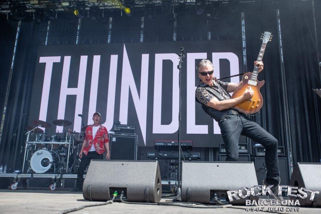 Thunder Rock Fest Barcelona 2019