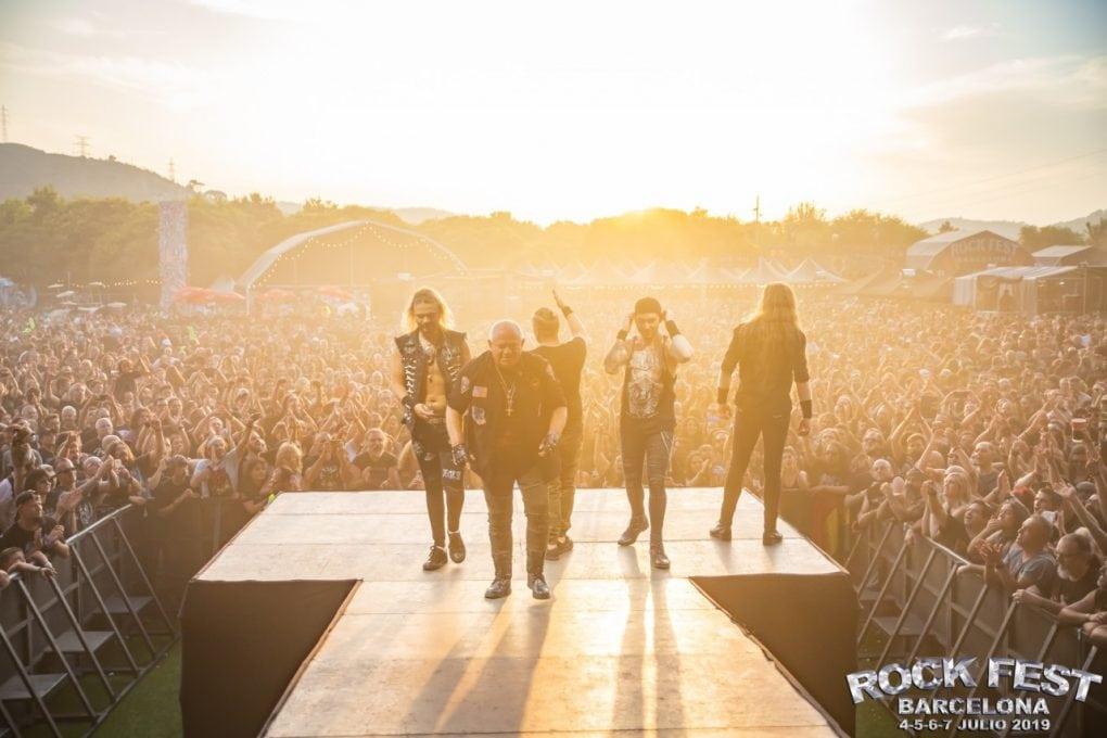 U.D.O Rock Fest Barcelona 2019