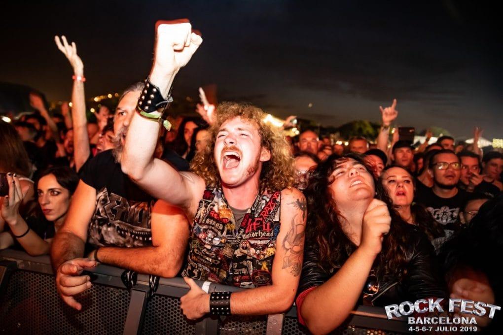 público Rock Fest Barcelona