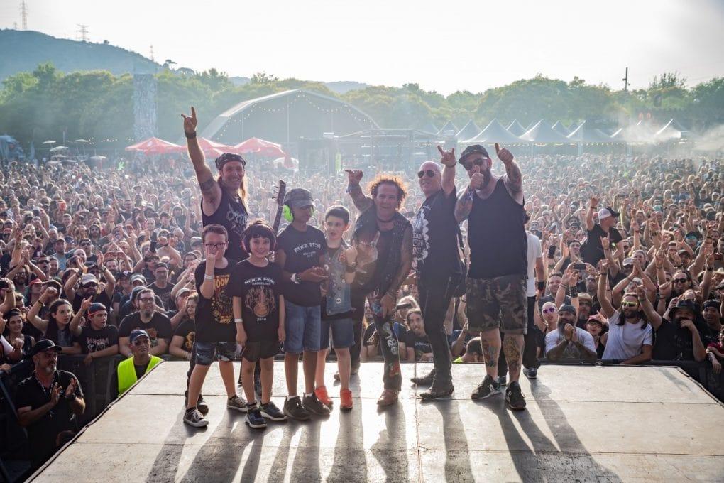 Obús Rock Fest Barcelona 2019