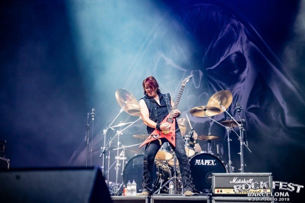 Gamma Ray Rock Fest Barcelona 2019
