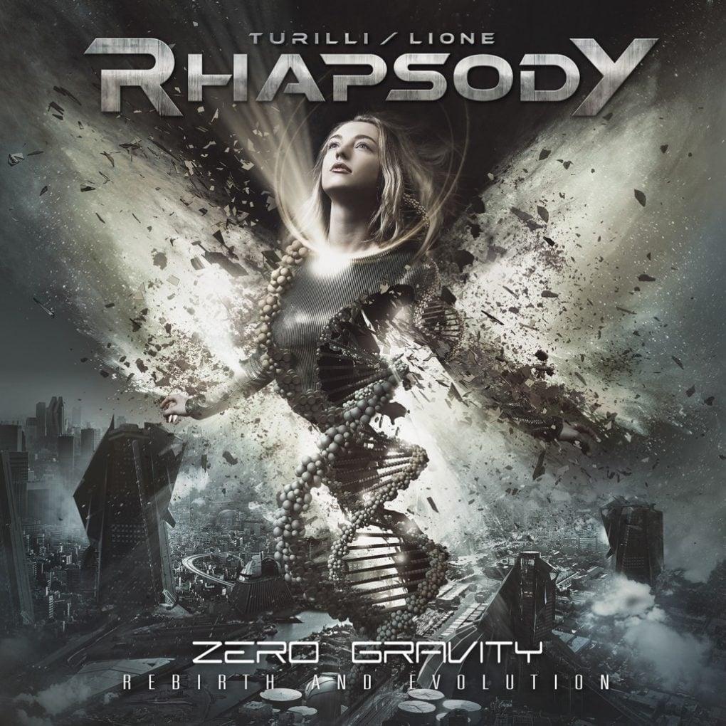Turilli-Lione Rhapsody Zero Gravity (Rebirth & Evolution)