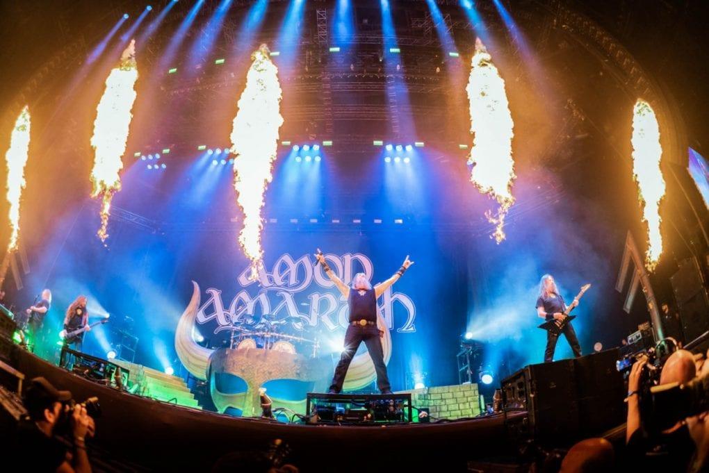 Amon Amarth Mystic Festival 2019