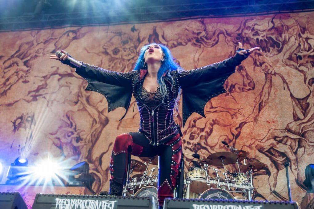 Arch Enemy Resurrection Fest 2019