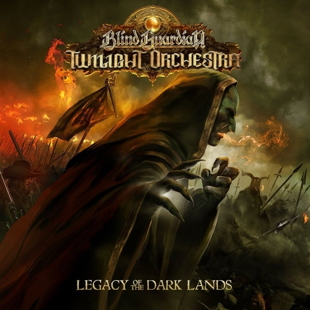 Blind Guardian Twilight Orchestra Legacy Of The Dark Lands