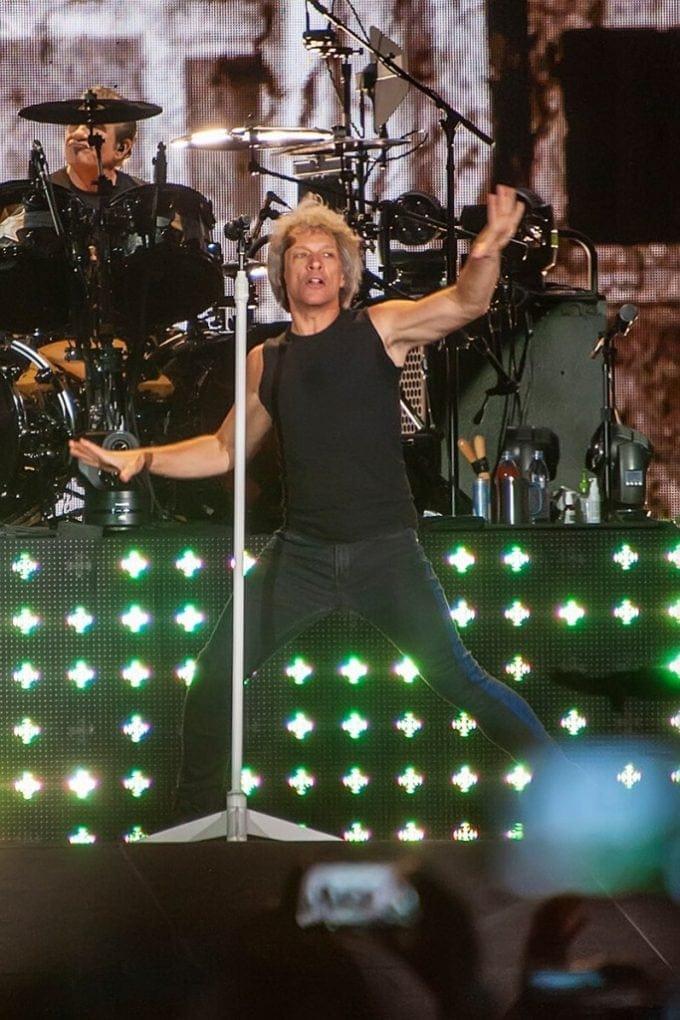Bon Jovi Madrid 2019