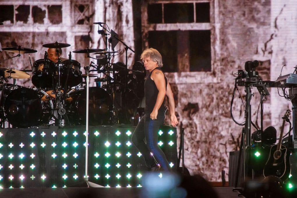 Crónica Bon Jovi Madrid 2019
