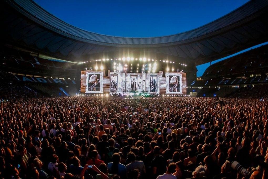 Bon Jovi Madrid Wanda Metropolitano