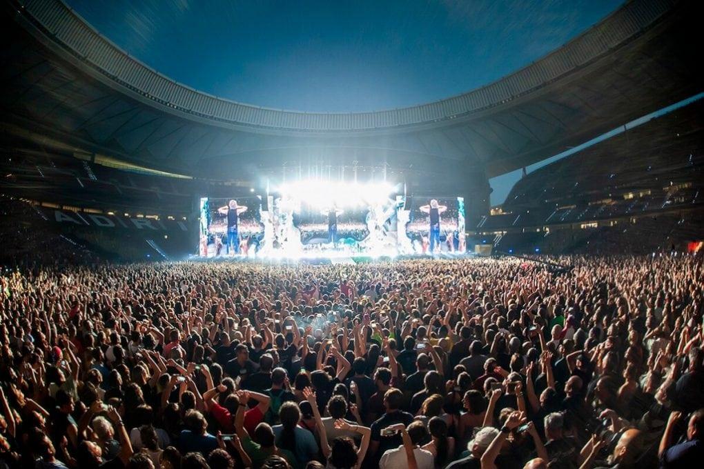 Bon Jovi Madrid