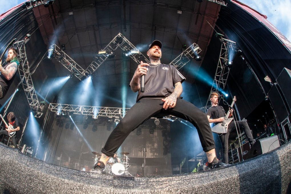 Bury Tomorrow Resurrection Fest 2019