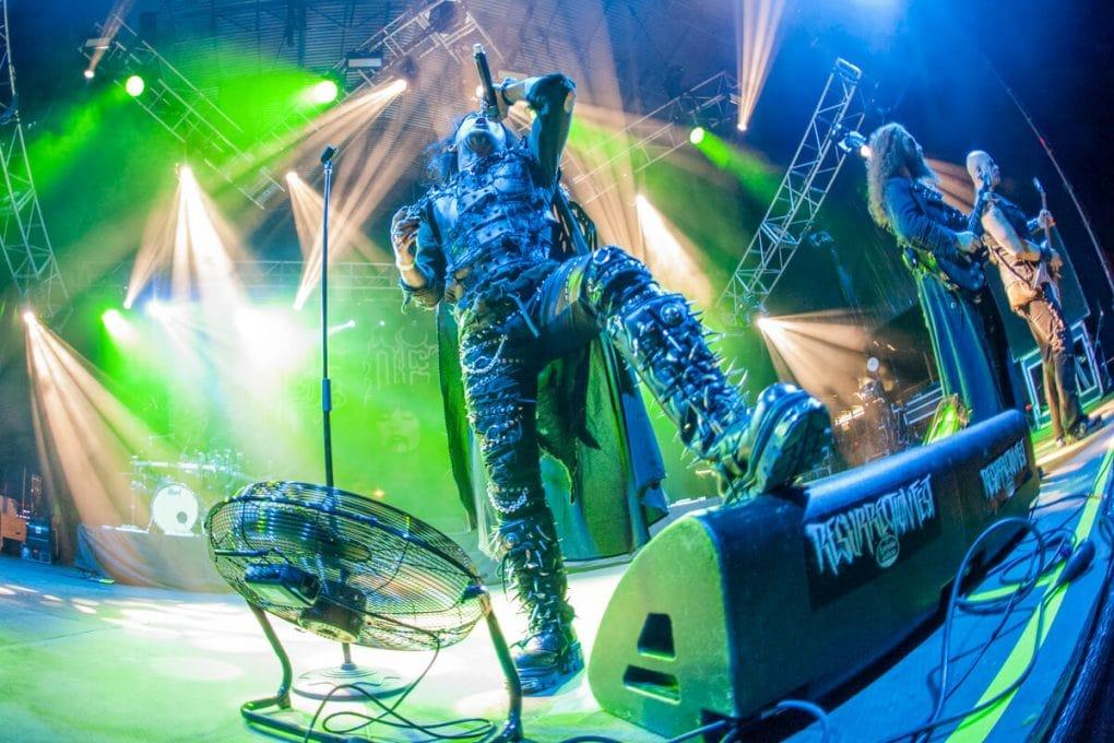 Cradle Of Filth Resurrection Fest 2019