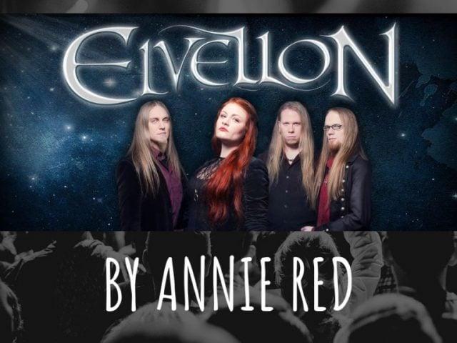Elvellon Annie Red
