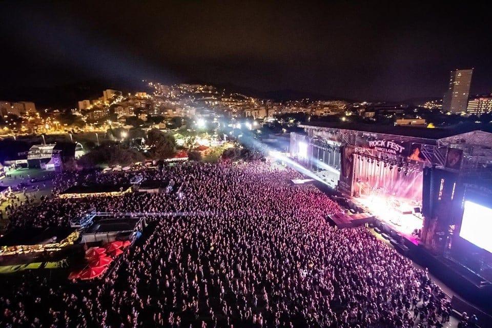 Europe Rock Fest Barcelona 2019