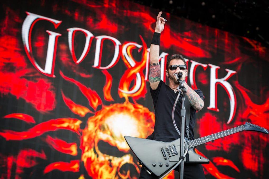 Godsmack Hellfest 2019