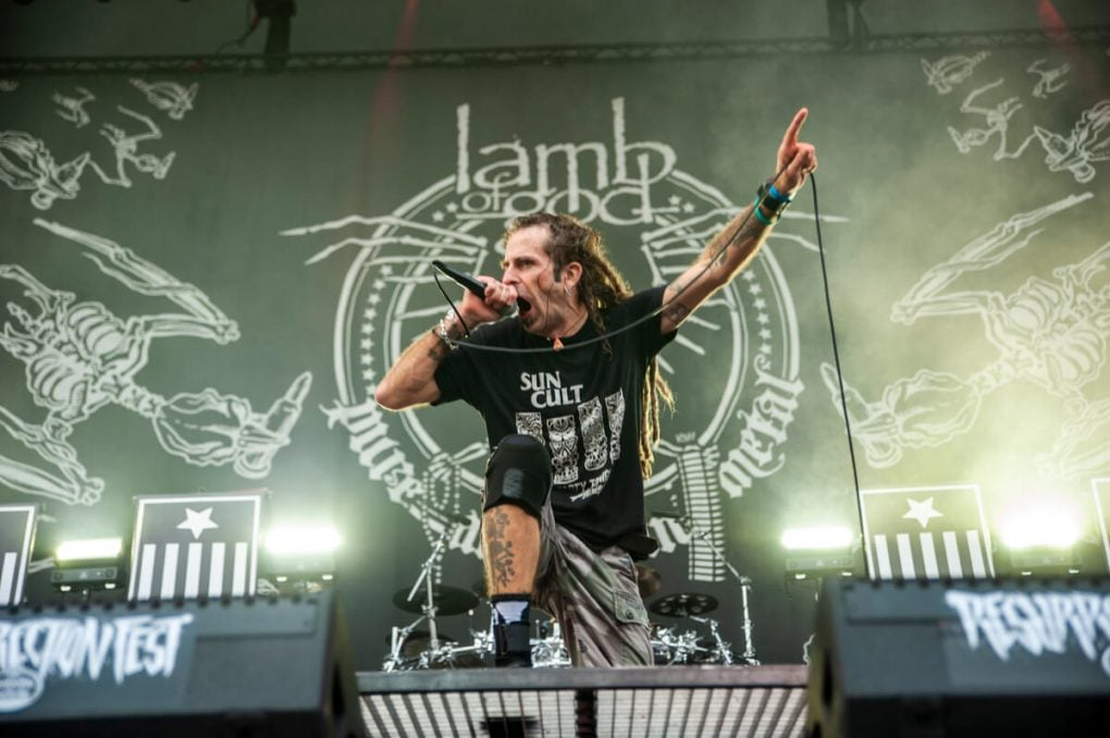 Lamb Of God Resurrection Fest